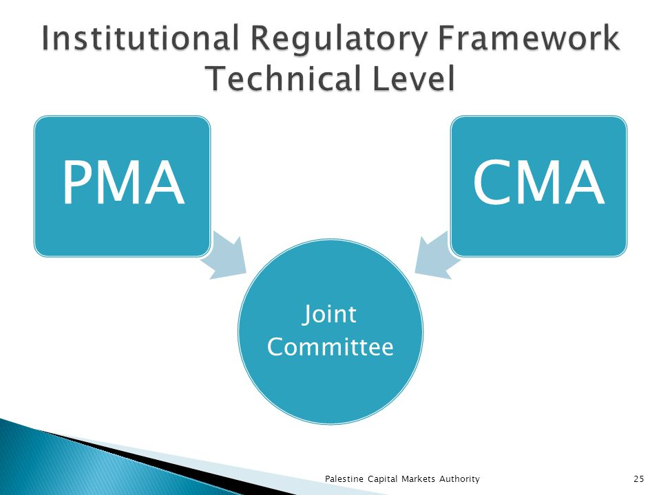Joint Committee PMACMA Palestine Capital Markets Authority25