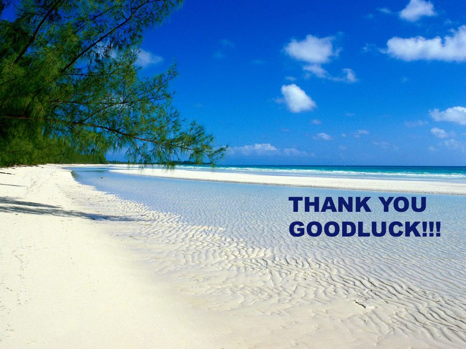 Massachusetts Department of Elementary and Secondary Education 41 THANK YOU GOODLUCK!!!