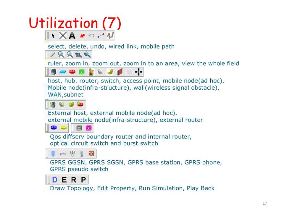 17 Utilization (7) 