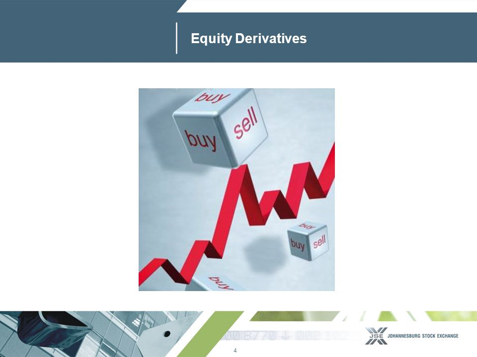5 www.jse.co.za Equity Derivatives The JSE has a rich product suite Index futures options – The flagship product and responsible for most of the activity Single Stock Futures and Options – A leveraged alternative to shares IDX futures and options – Exposure to international equities, including BRICS (Bricsmart the JV with other BRICS exchanges) Any-day expiry futures and options – Flexibility of expiry on standard products Can-Do futures and options – OTC replication of complex products (as long as we can value it we will clear it) Current challenges Global equity markets are subdued in the wake of sustained economic uncertainty and the tsunami of regulatory change The technology arms race