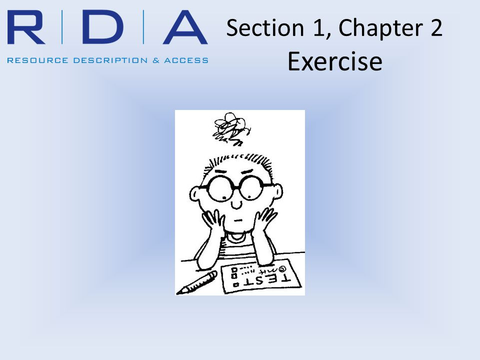 Section 1, Chapter 2 Exercise