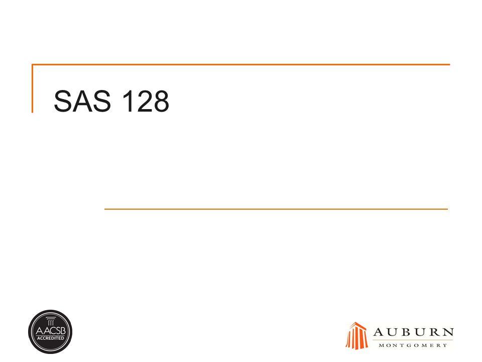 SAS 128