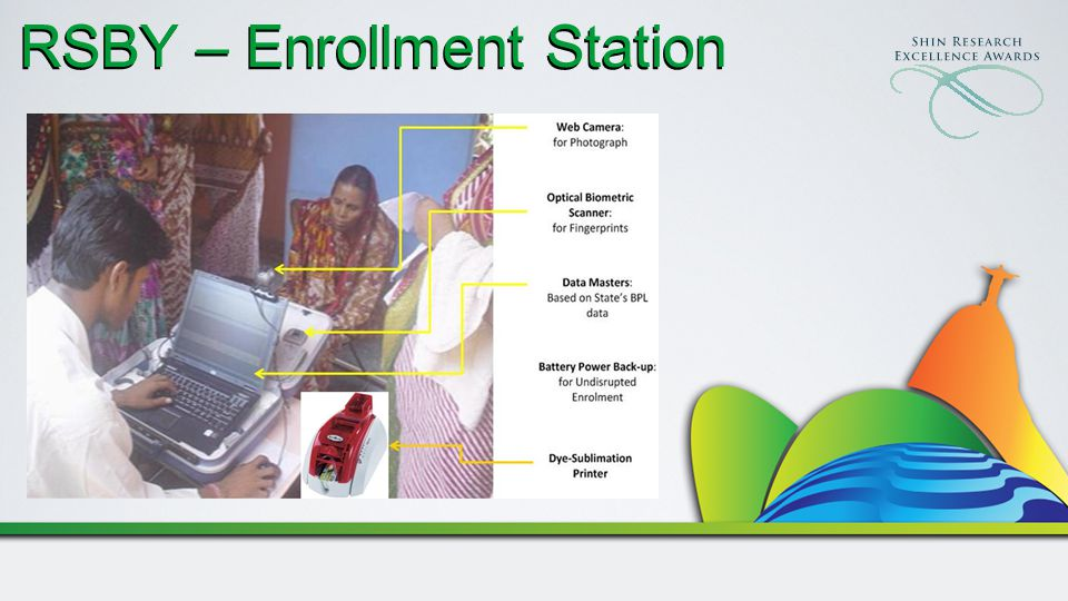 RSBY – Enrollment Station