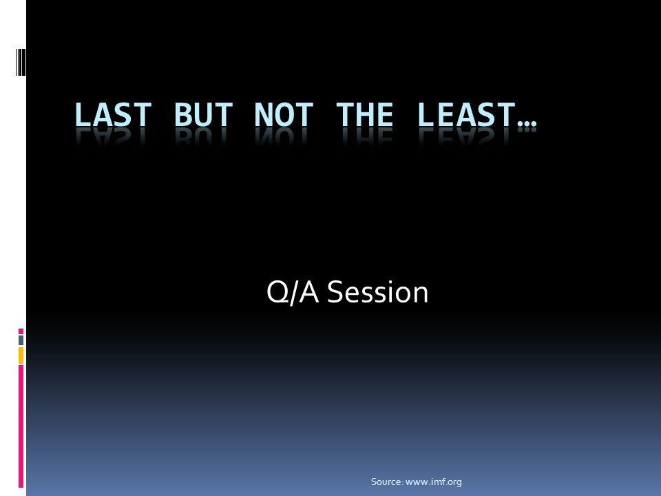 Q/A Session