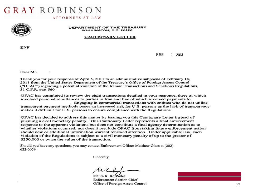 www.gray-robinson.com 25