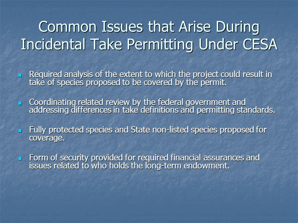 CESA Basics Part 2: Consistency Determinations