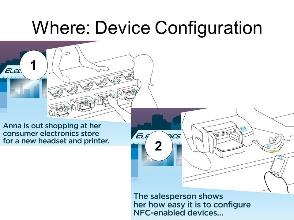 Where: Device Configuration 2 1