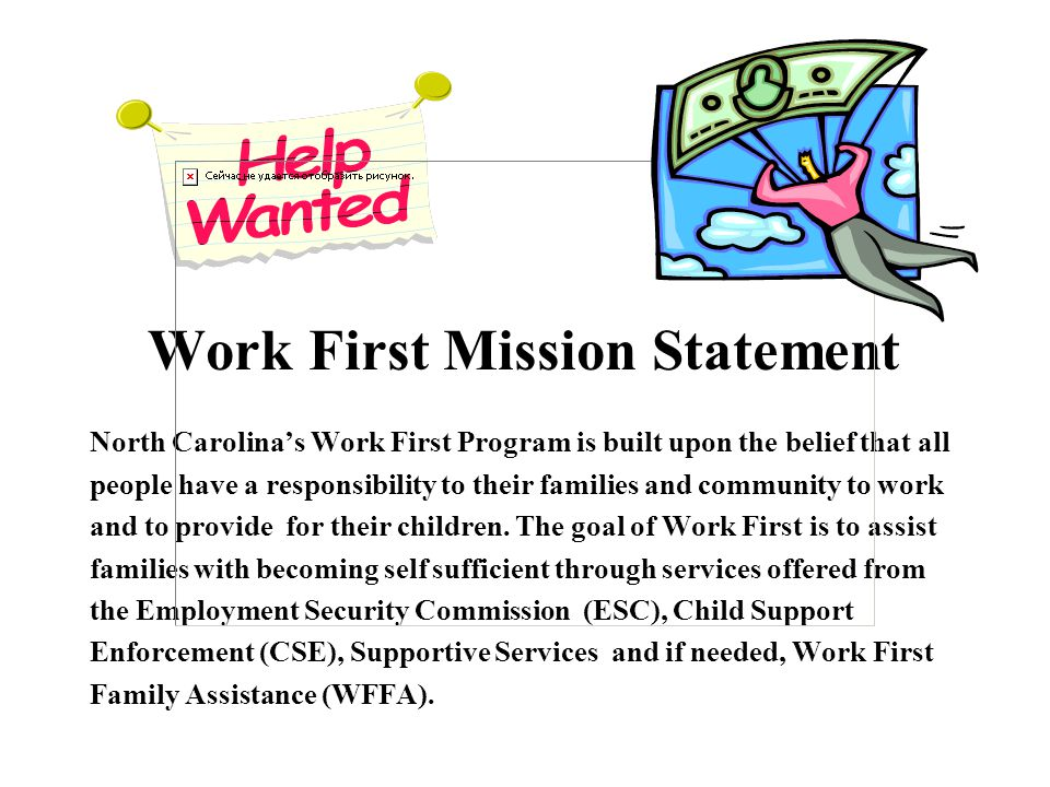 Should you choose to apply for Work First/TANF The caseworker processing the application will need the following information verified: 1) all sources of income 2) birth certificates and social security cards 3) verification of where you live and the names of all who are living in the household 4) other applicable information