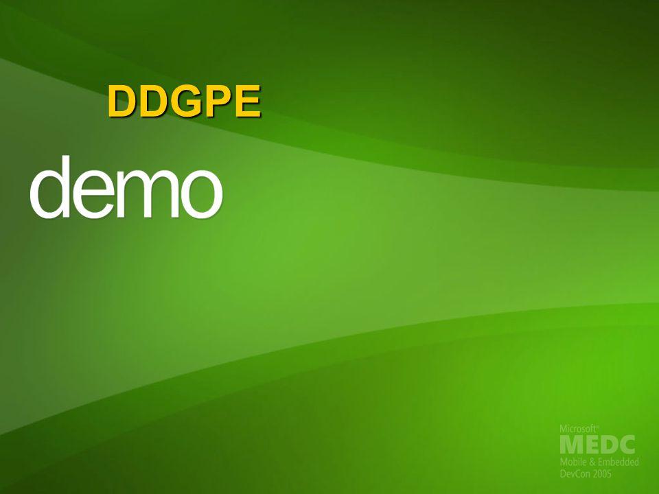 DDGPE