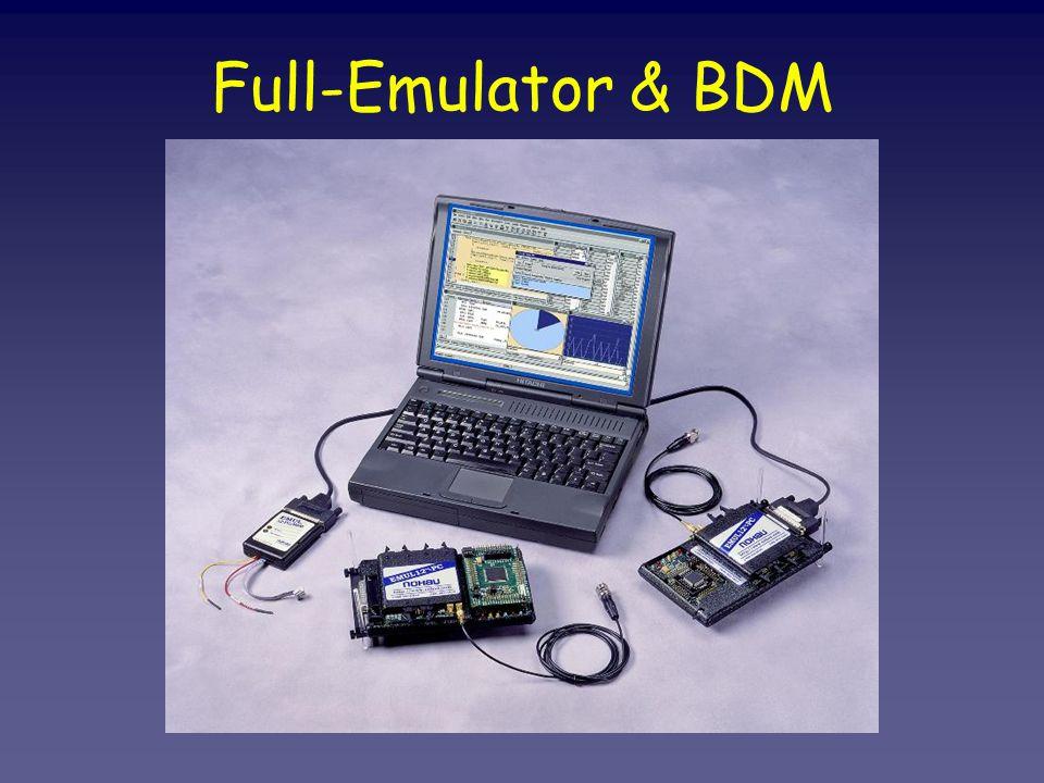 Full-Emulator & BDM