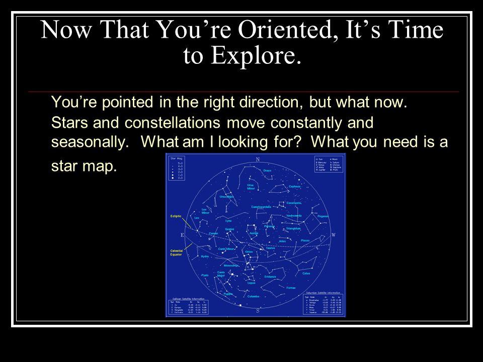 14 A Few Constellations...