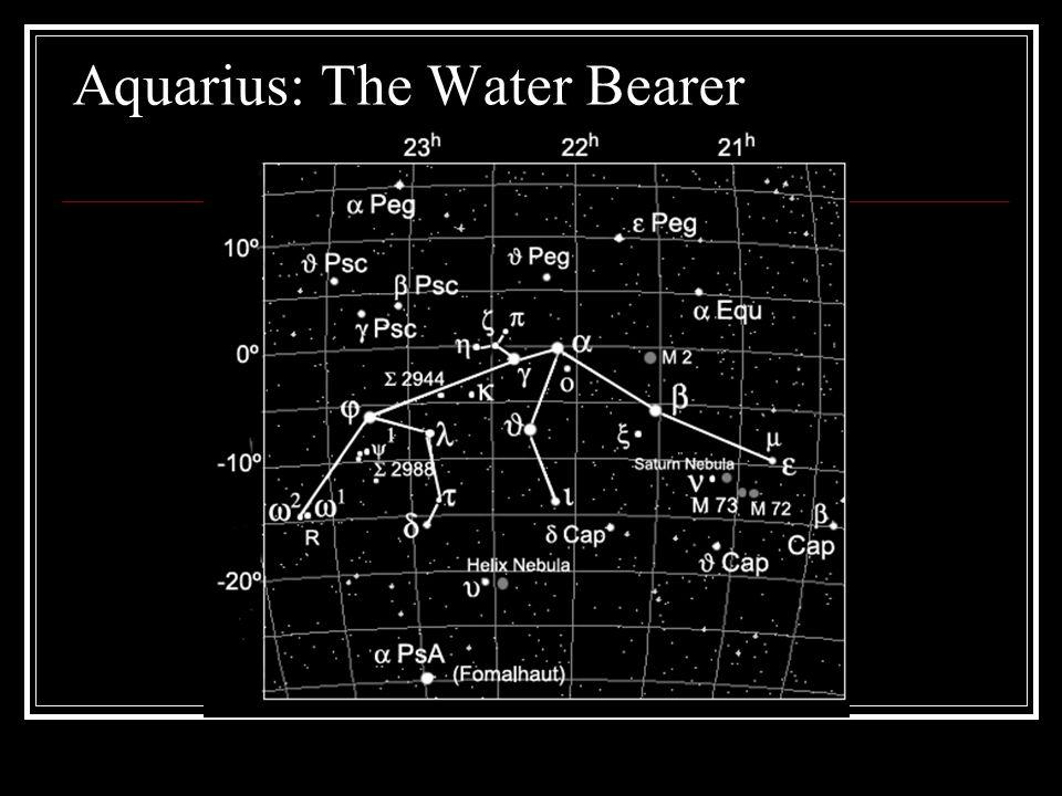 Aquarius: The Water Bearer