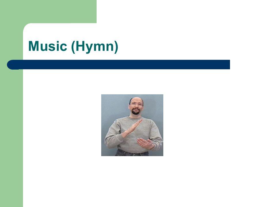 Music (Hymn)