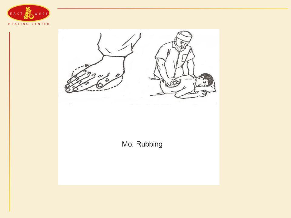 Mo: Rubbing