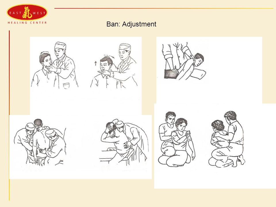 Ban: Adjustment