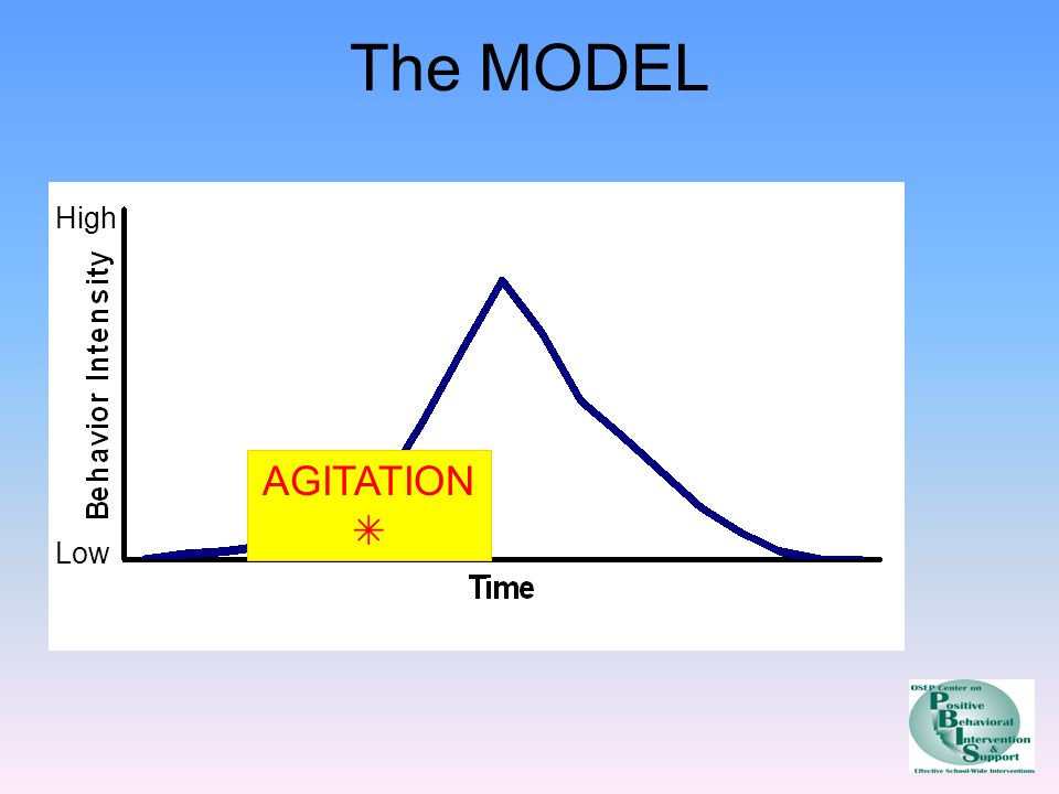 The MODEL High Low AGITATION 