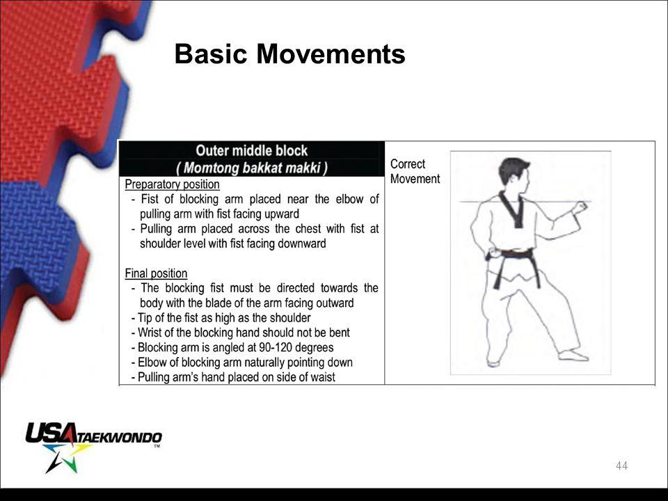 Basic Movements 44