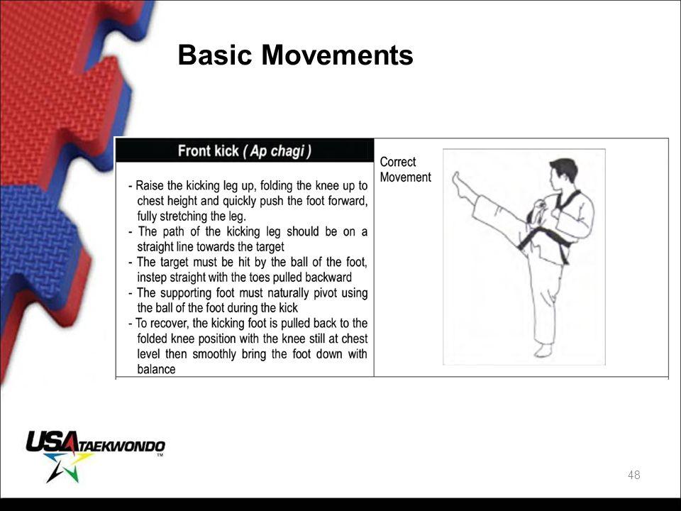 Basic Movements 48
