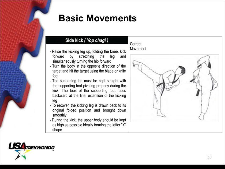 Basic Movements 50