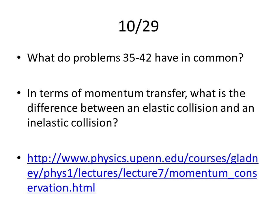 10/29 What do problems 35-42 have in common.