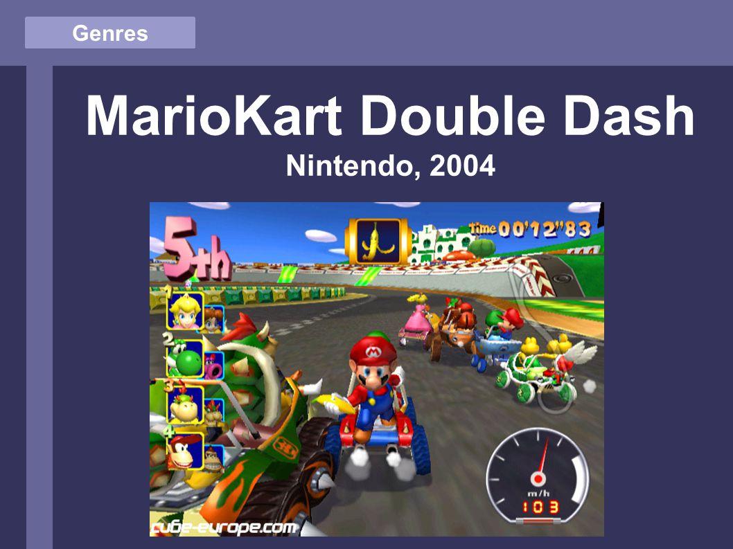 Genres MarioKart Double Dash Nintendo, 2004