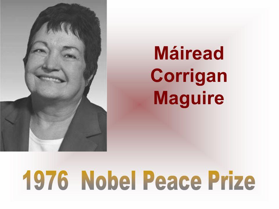 Máiread Corrigan Maguire
