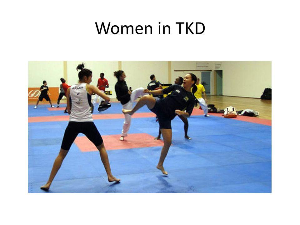 Women in TKD