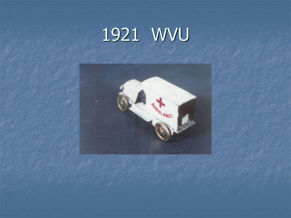 1921 WVU