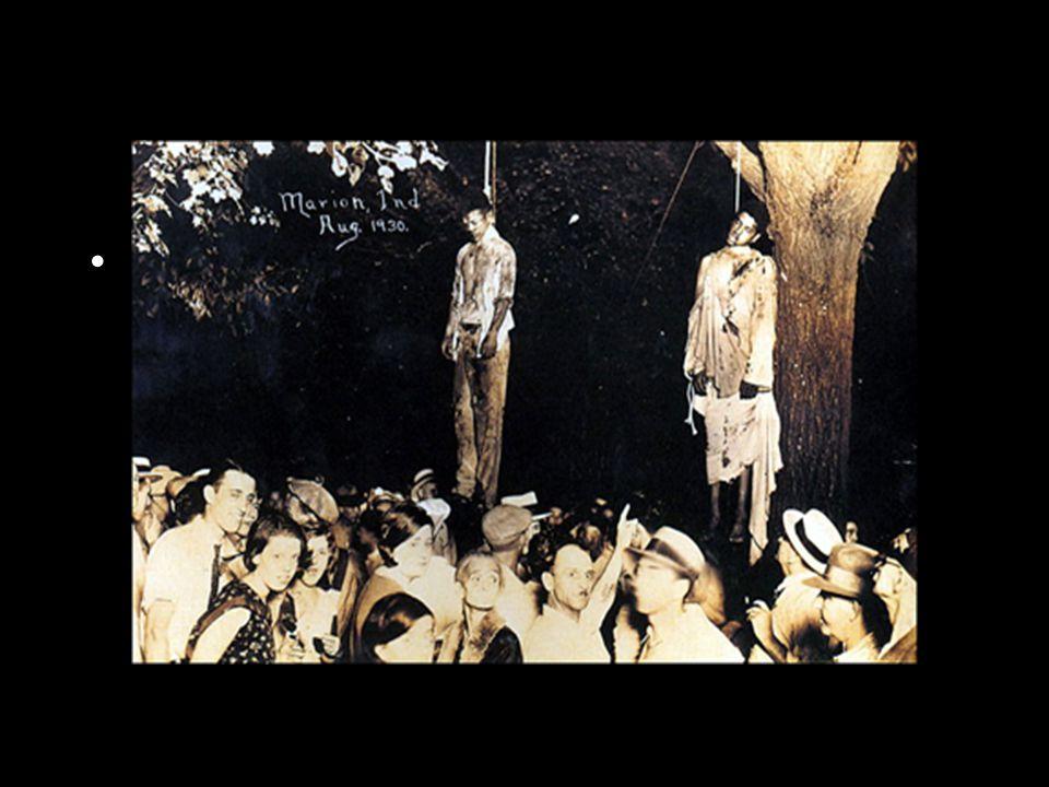 Image of lynchings, kkk