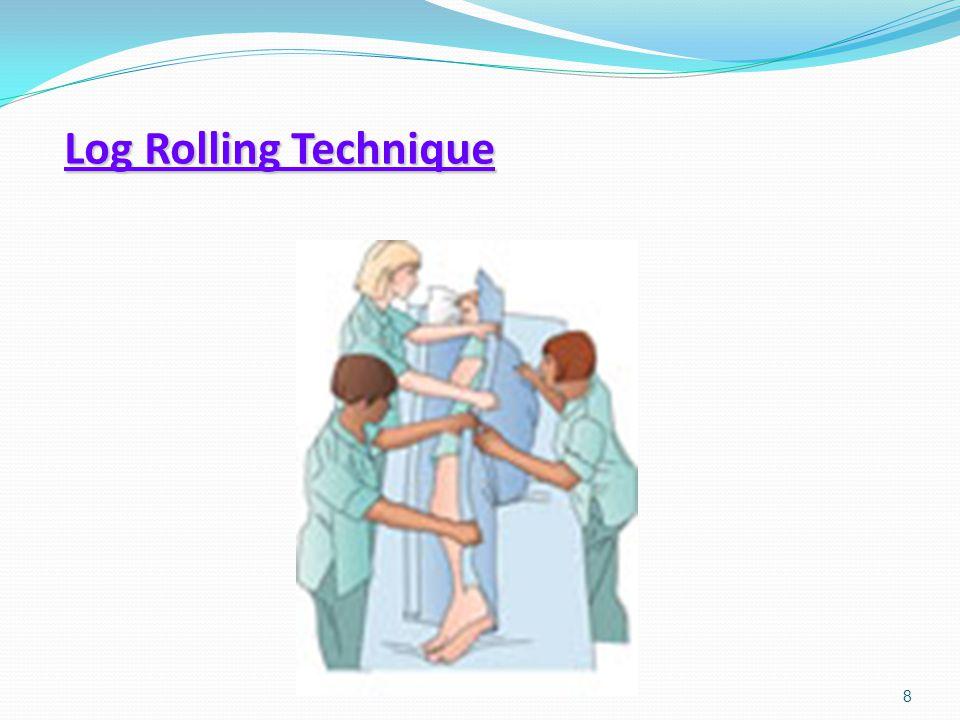 Log Rolling Technique 8