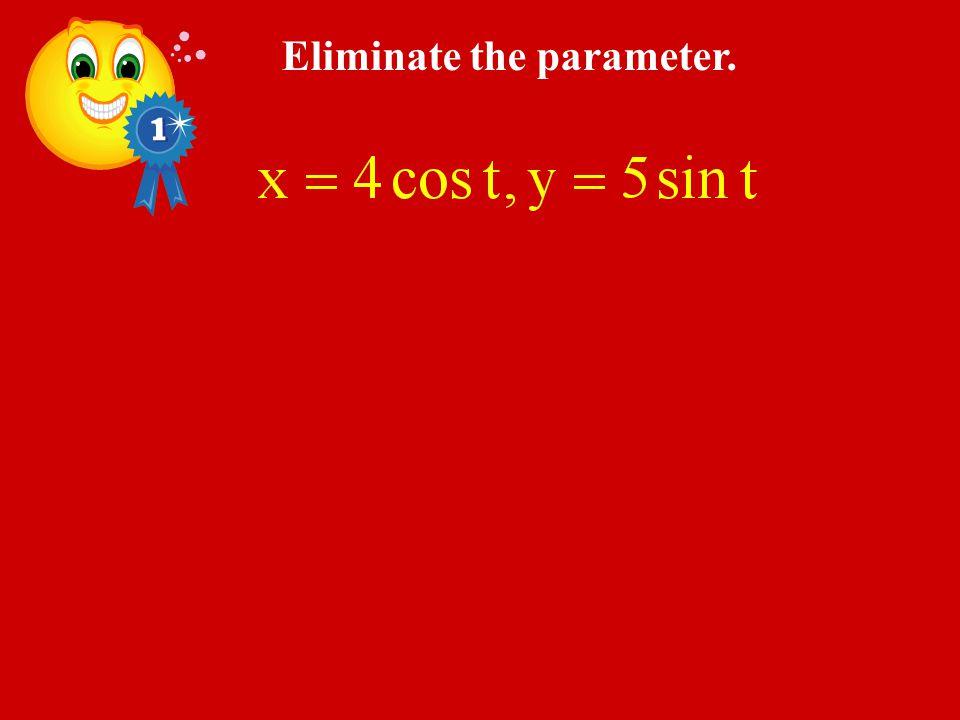 Eliminate the parameter.
