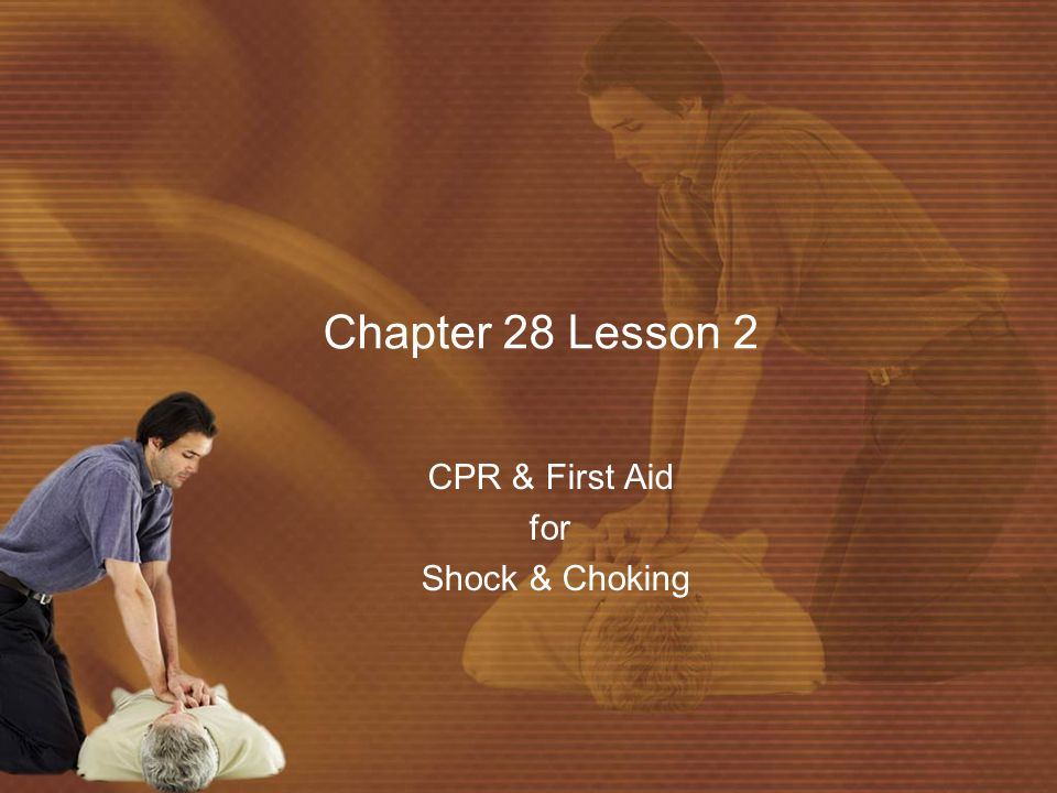 Infant choking Click on link below http://www.youtube.com/watch?v=f5FFBSh366E