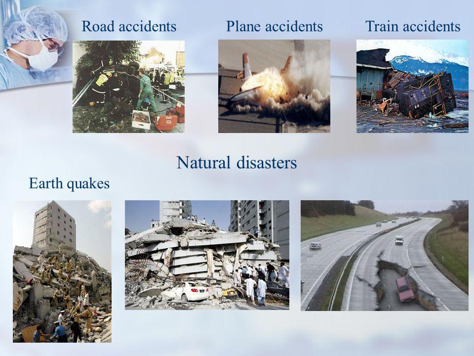 Floods & tsunami
