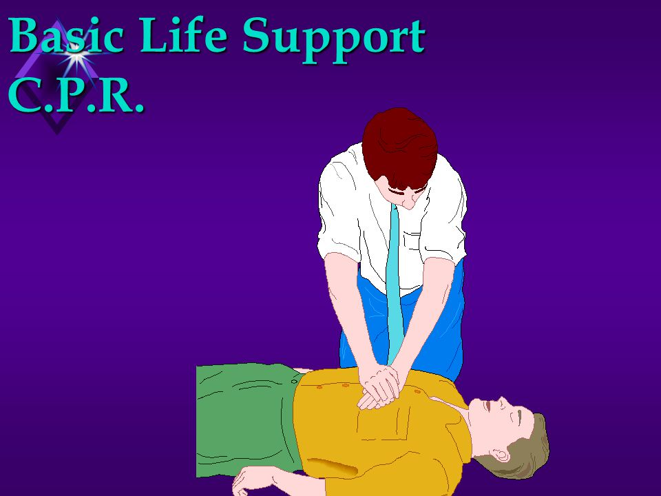 CPR Training Precautions u Do not practice on a person u Clean faces properly after each use u Alcohol u Bleach wash