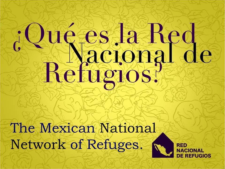 www.rednacionalderefugios.org.mx 2nd INTER AMERICAN MEETING OF SHELTERS GOALS: To exchange models, good practices, experiences and successful public policies.