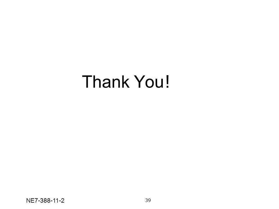NE7-388-11-2 Thank You ! 39