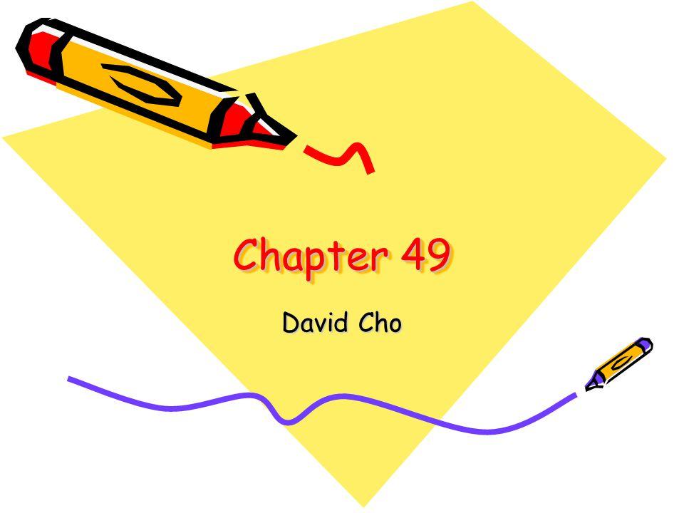 Chapter 49 David Cho