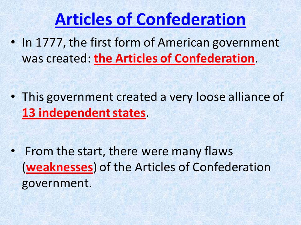 Inside the watch, write Required all 13 states to make changes (amend) – nearly impossible! Required all 13 states To make changes (amend) Nearly impossible!