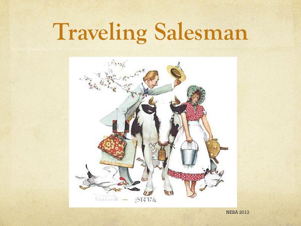 Traveling Salesman NESA 2013