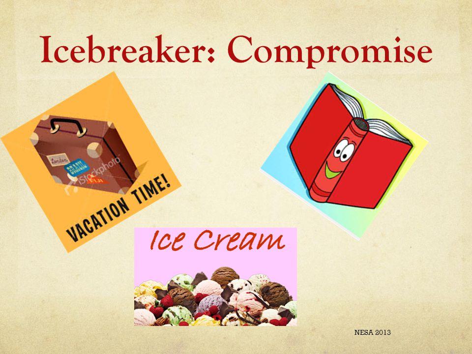 Icebreaker: Compromise NESA 2013
