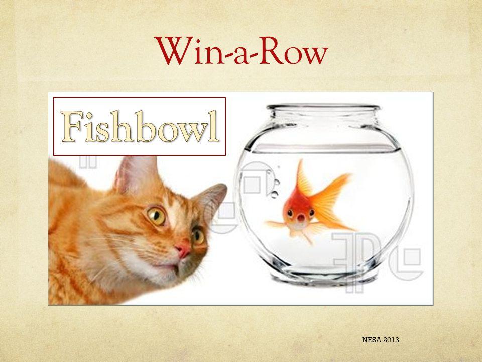 Win-a-Row NESA 2013