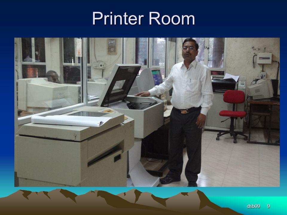 Printer Room dsb099