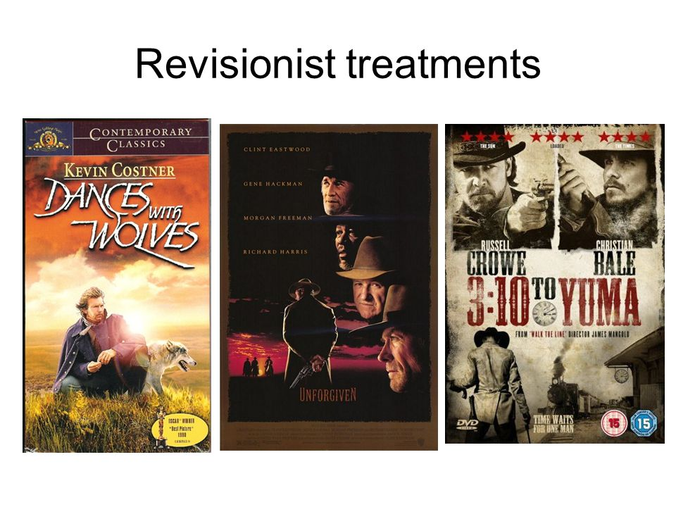 Revisionist treatments