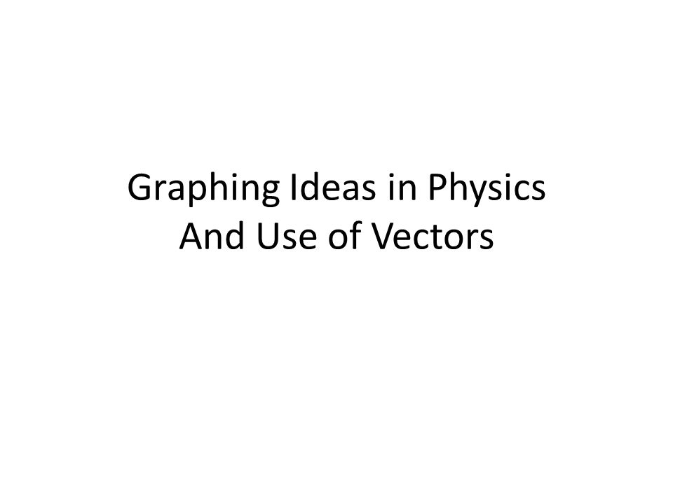 3-4 Adding Vectors by Components Any vector can be expressed as the sum of two other vectors, which are called its components.