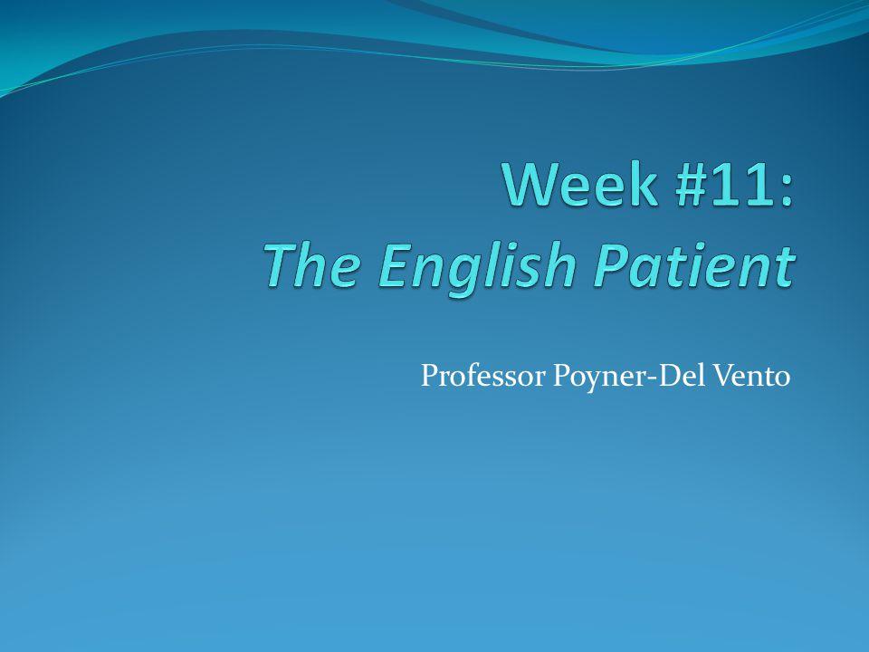 Professor Poyner-Del Vento