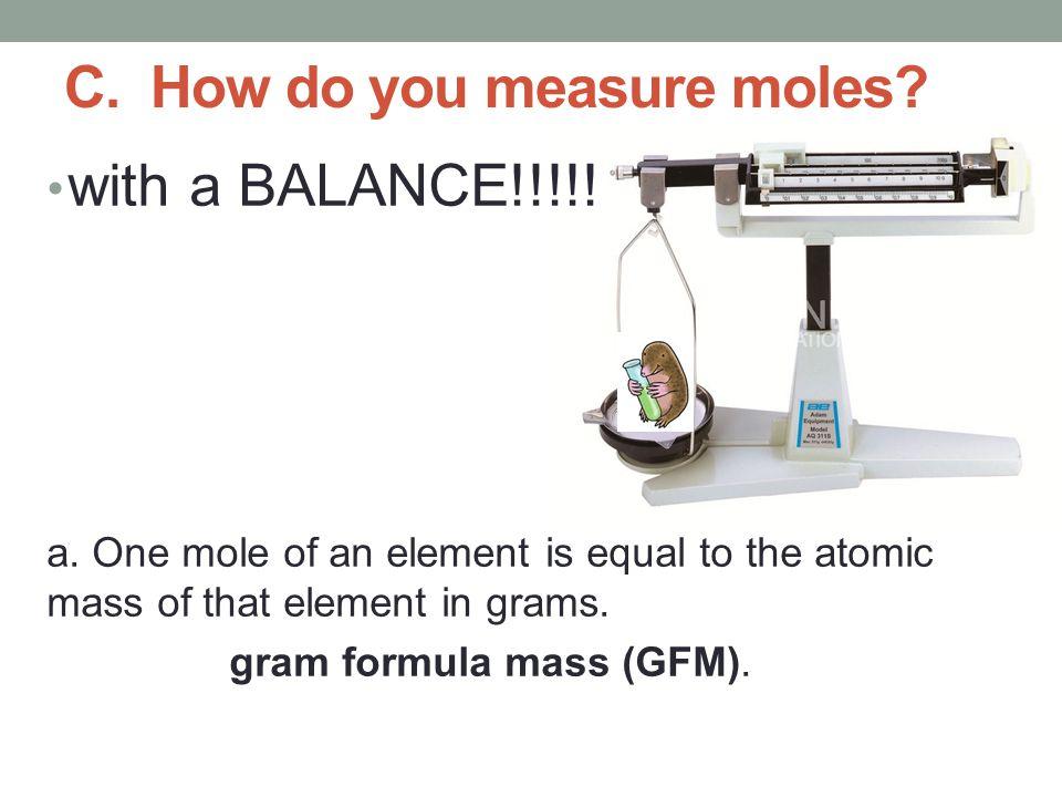 Complete the table 1 mole Na 1 mole Cl 1 mole Ca 2 moles Cl 2 moles K 1 mole S 4 moles O 1 mole Al 3 mole N 9 moles O 3 mole Mg 2 mole P 8 moles O 2 m