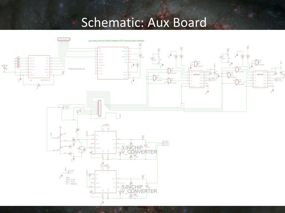 Schematic: Aux Board