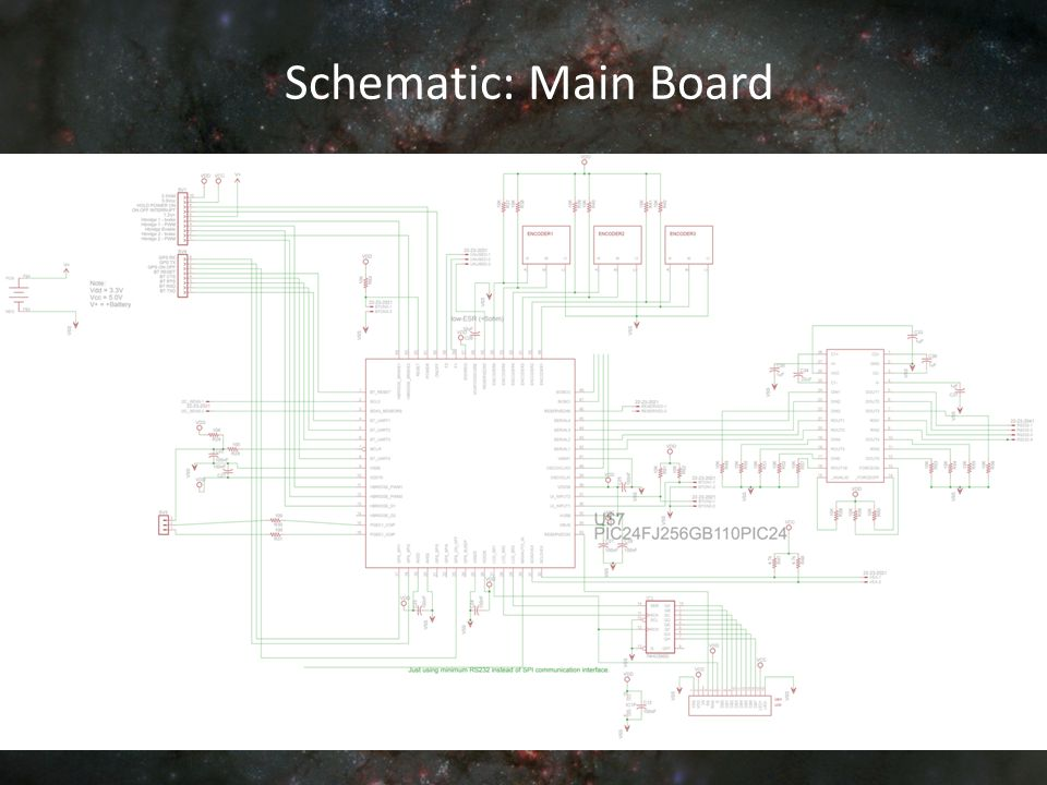 Schematic: Main Board