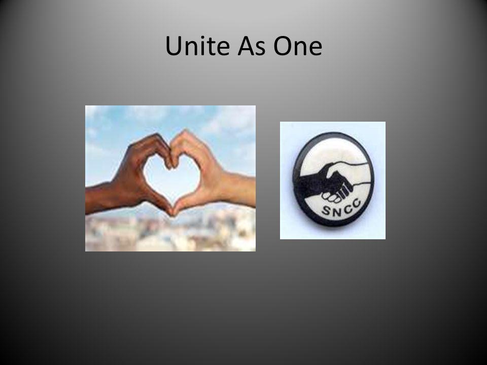 Unite As One