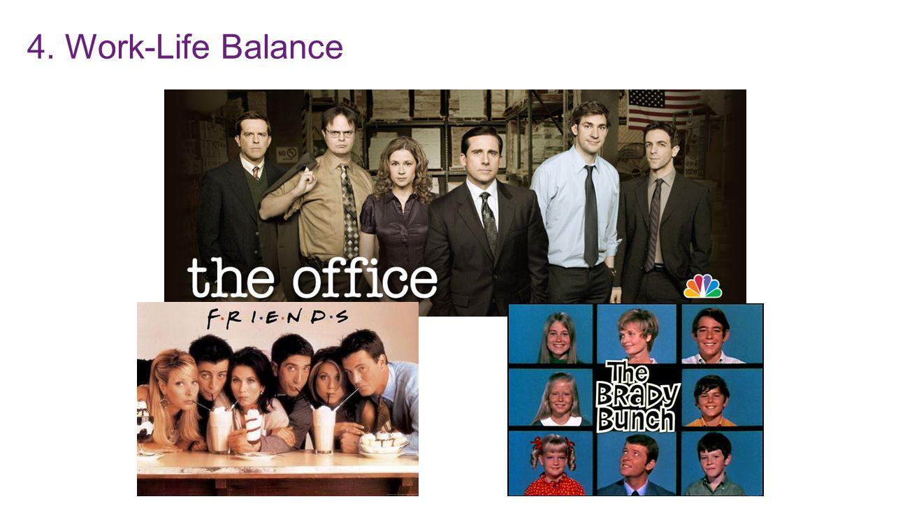 4. Work-Life Balance